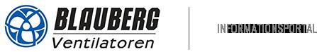 Logo Blauberg Ventilatoren Informationsportal